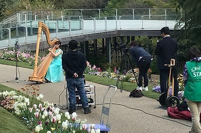 里山ガーデン2020春ミニコンサート